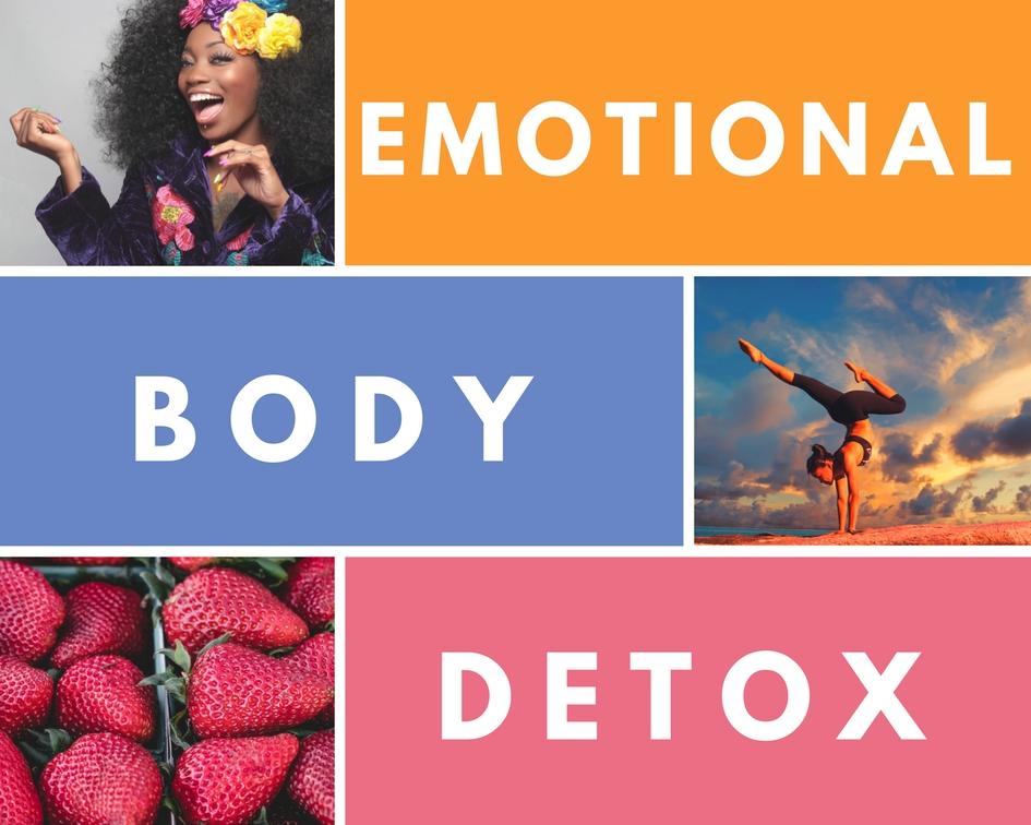 EMOTIONAL BODY DETOX